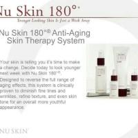 Promo 180 system/ paket pencerah wajah Nu Skin