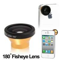 Jual Fisheye Wide Angle Golden Lens 180 Golden Best Quality Murah