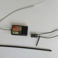 Flysky Receiver 3ch GT2 GT2B GT3 GT3B GT3C T6 CT6B TH9X Transmitter