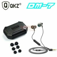 HEADSET KNOWLEDGE ZENITH QKZ DM7 HIFI EARPHONE
