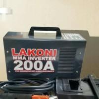 Mesin Las Inverter Travo Genset Listrik Falcon Lakoni 211GE/211GE