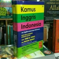 Kamus Bahasa Inggris Indonesia - John M Echols