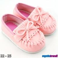 Sale TrendiShoes Sepatu Anak Bayi Perempuan Pita Elegan JVNR