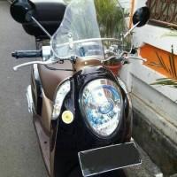 Windshild/Tameng Angin Motor Matic Honda BEAT&Scopy