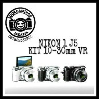 KAMERA MIRRORLESS NIKON 1 J5 NIKON1 J 5 KIT 10-30mm VR