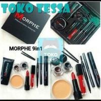 MORPHE 9 IN 1 FASHION MAKEUP SET / MAKE UP COSMETIC SET - TOKO TESSA