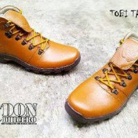 Jual  sepatu boots pria dondicero tobi tan mud KODE DF4647 Murah