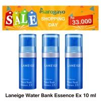 [sarogayo] READY STOCK Laneige Water Bank / Waterbank Essence EX 10 ml