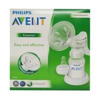Jual Philips Avent Essential Breast Pump Manual Murah