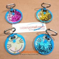 Jual M PROMO AKHIR BULAN Ring Stand Doraemon Glitter Bulat iRing for Smartp Murah