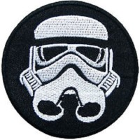 Jual Patch Iron Patch Star Wars BW Murah