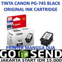 Jual TINTA CANON PG47 / PG-47 BLACK ORIGINAL INK CARTRIDGE Murah
