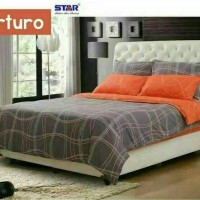 BEDCOVER SET STAR ALTURO 180X200 KING SIZE