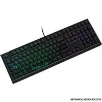 Ducky Shine 6 Black PBT RGB (Cherry MX Blue)