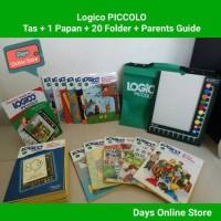 LOGICO PICCOLO dari GROLIER
