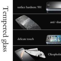 Tempered Glass Samsung TAB 3 V / T116 Norton Anti Gores Kaca Original