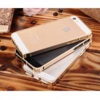 Ultra Thin Aluminium Metal Bumper Case Single Color for iPhone 5/5s/SE