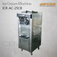 Mesin Pembuat Es Krim Standing 3 Tuas Soft Ice Cream Aecoe ICR-AC-25CB