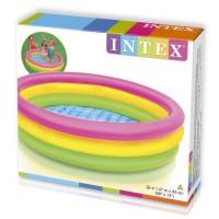 Jual Kolam Renang Tiup INTEX Sunset Glow Pool Murah