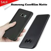 Samsung Galaxy J7 2016 / J710 Soft Case Slim Matte Black