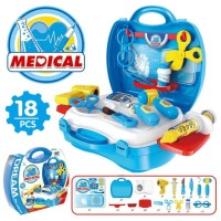 Mainan Dokter-dokteran Koper Mini Dream the Suit Case Medical TOMINDO