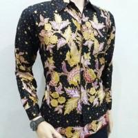 Jual Kemeja Batik Prada Murah