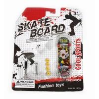 Jual Mainan Skateboard Finger Board Skatepark Isi 1 Pcs Fashion Toys Murah