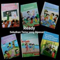 Buku Tematik Kelas 5 SD kurikulum 2013 edisi revisi 2017