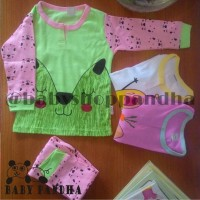 Kazel Piyama Girl 3in1 Size M&l