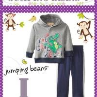 Setelan Fashion Anak Cowok Jumping Beans (JB) - Crocodile