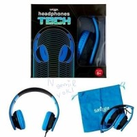 Smiggle Headphones Tech (Headphones Smiggle)