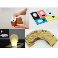 Jual Lampu Simpel Kartu LED Portabel Emergency Darurat  Murah