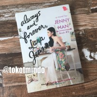 Novel Always and Forever, Lara Jean (Jenny Han)
