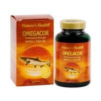 harga Nature's Health Omegacor 75's Tokopedia.com