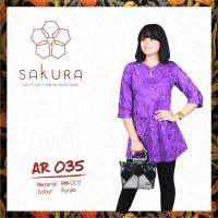 Blouse Batik Hand Made - by Batik Sakura
