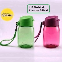 Jual Tupperware Mini Small H2 go H2go Botol Minum 350ml Murah