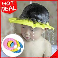 Jual Murah ! Topi Keramas Anak Bayi Pelindung Mata Murah