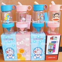 Jual Terlaris Citrus Zinger Anak Tritan Infused Botol Hello Kitty, Doraemon Murah