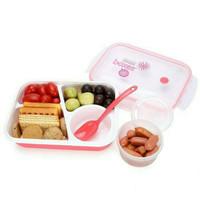 Jual Paling Laris Kotak Makan Yooyee 4 sekat lunch box sup Murah