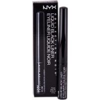 NYX COLLECTION NOIR - eyeliner Liquid Black Liner Traceur Liquide Noir