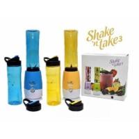 Jual Shake n Take 3 ( Dapat 2 Tabung) - Blender / Juicer Slim&Portable Murah