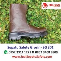 HARGA Sepatu Safety   Tipe SG 301 Hildan Safety SURABAYA