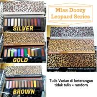 Jual [ Leopard series ] Miss Doozy Leopard eyeshadow pallete Murah Murah