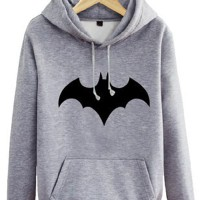 Jual Hoodie Superhero Batman Fellece Pullove Murah