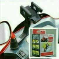 Jual gps holder motor tempat hp pegangan gantungan universal multi gps mobi Murah