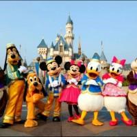 Jual Shanghai Disneyland China tiket Murah