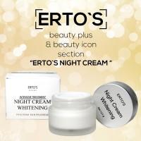 Jual Ertos Nigt Cream - Pemutih Wajah - KPW-146 Murah