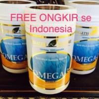 omega 3 minyak Ikan fish oil salmon Australia