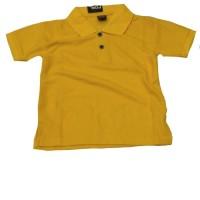 Best Quality  Polo Kerah Anak HITAM - Kaos Anak - Shirt Anak Warna /