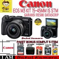 Jual CANON EOS M3 KIT 15-45/EOS M3/CANON M3 Murah